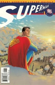 All Star Superman 1 EEUU