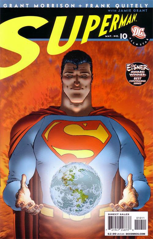 Resultado de imagen de superman all star