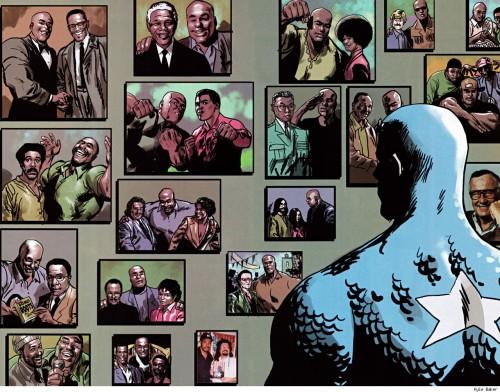 Capitán América La Verdad 13