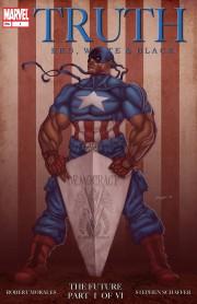 Capitán América La Verdad 17