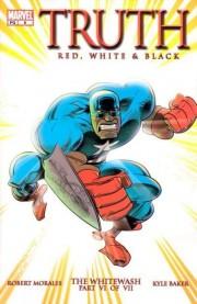 Capitán América La Verdad 23