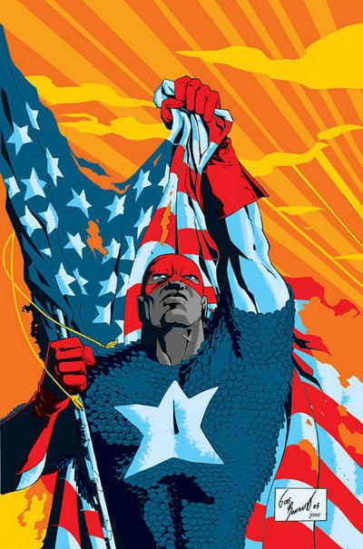 Capitán América La Verdad 25