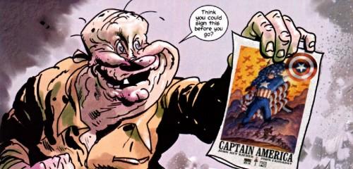 Capitán América La Verdad 30