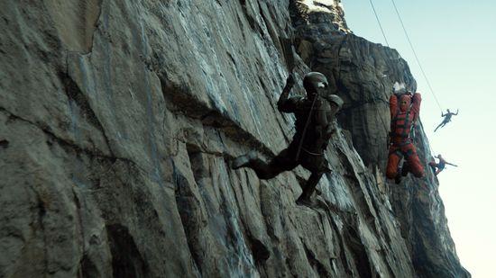 Snake Eyes protagoniza la mejor secuencia de la película