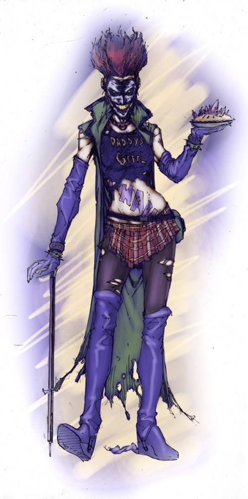 Joker-Hija