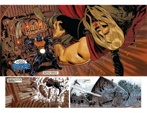 Las referencias fílmicas de Daniel Acuña en Imposibles Vengadores 03