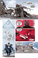 Las referencias fílmicas de Daniel Acuña en Imposibles Vengadores 04
