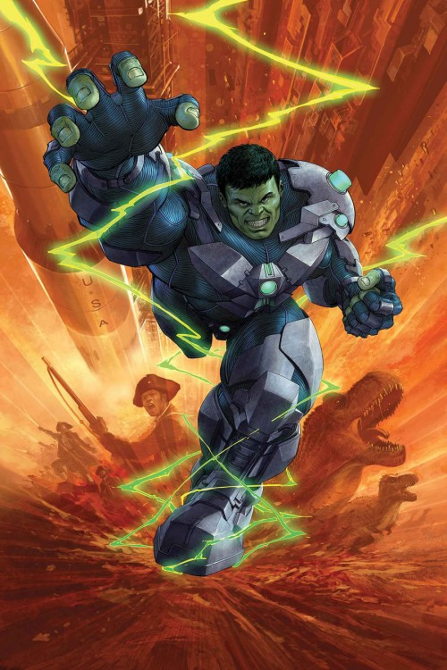 Marvel Now! la Fase 2 Más revelaciones sobre el final de la Era de Ultrón 18