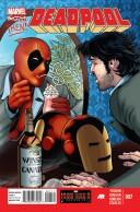 Masacre vuelve a arruinar el pasado del Universo Marvel en el séptimo número de su nueva colección 01