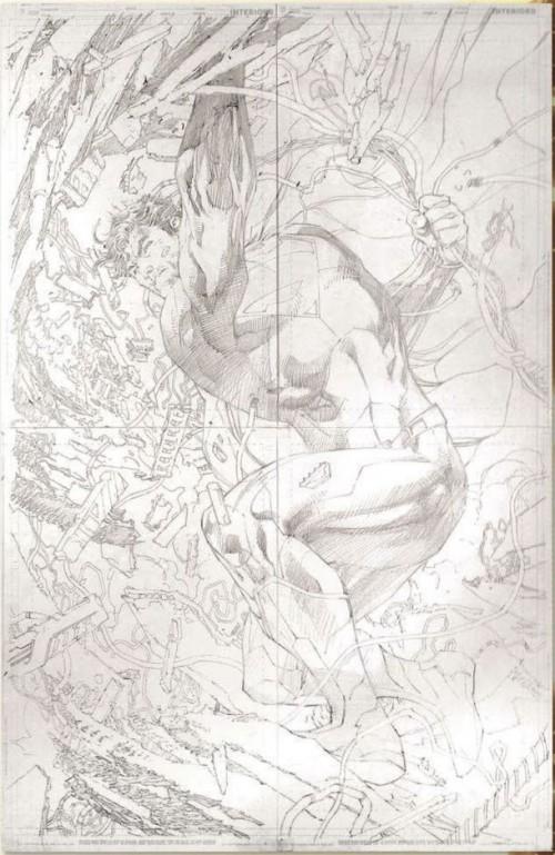 Superman-Desencadenado-Jim-Lee