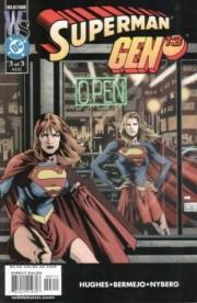 Superman-Gen13