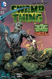 Swamp Thing 19 - cover-andy brase