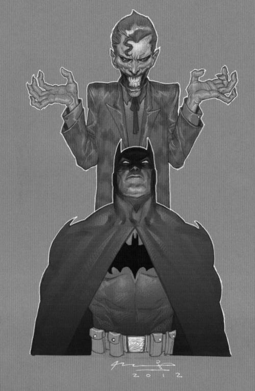 batman-ariel olivetti