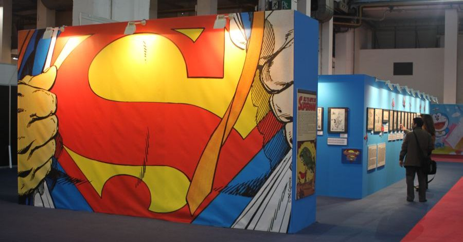 Visión general de la Exposición de Superman