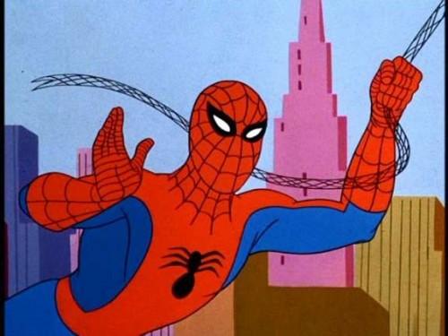 spiderman-1967-Grantray-Lawrence -Animation-serie-animacion