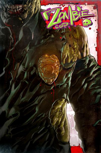 zombie cop kudranski