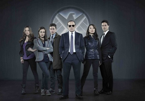 """MARVEL'S AGENTS OF S.H.I.E.L.D. - Clark Gregg reprises his role of Agent Phil Coulson from Marvel's feature films as he assembles a small, highly select group of Agents from the worldwide law-enforcement organization known as S.H.I.E.L.D. Together they investigate the new, the strange, and the unknown across the globe, protecting the ordinary from the extraordinary. Coulson's team consists of Agent Grant Ward (Brett Dalton), highly trained in combat and espionage, Agent Melinda May (Ming-Na Wen) expert pilot and martial artist, Agent Leo Fitz (Iain De Caestecker); brilliant engineer and Agent Jemma Simmons (Elizabeth Henstridge) genius bio-chemist. Joining them on their journey into mystery is new recruit and computer hacker Skye (Chloe Bennet). From Executive Producers Joss Whedon (""""Marvel's The Avengers,"""" """"Buffy the Vampire Slayer""""); Jed Whedon & Maurissa Tancharoen, """"Marvel's Agents of S.H.I.E.L.D."""" pilot co-writers (""""Dollhouse,"""" """"Dr.Horrible's Sing-Along Blog""""); Jeffrey Bell (""""Angel,"""" """"Alias""""); and Jeph Loeb (""""Smallville,"""" """"Lost,"""" """"Heroes"""") comes Marvel's first TV series.  """"Marvel's Agents of S.H.I.E.L.D."""" is produced by ABC Studios and Marvel Television. (ABC/Bob D'Amico)"""
