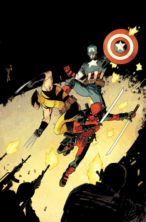 Deadpool-Captain-America-Lobezno