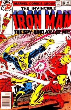 Iron Man vs. Espía Maestro