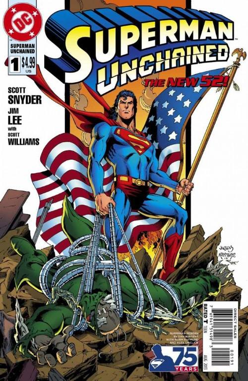 Superman-Unchainned-Dan-Jurgens-Decada-90