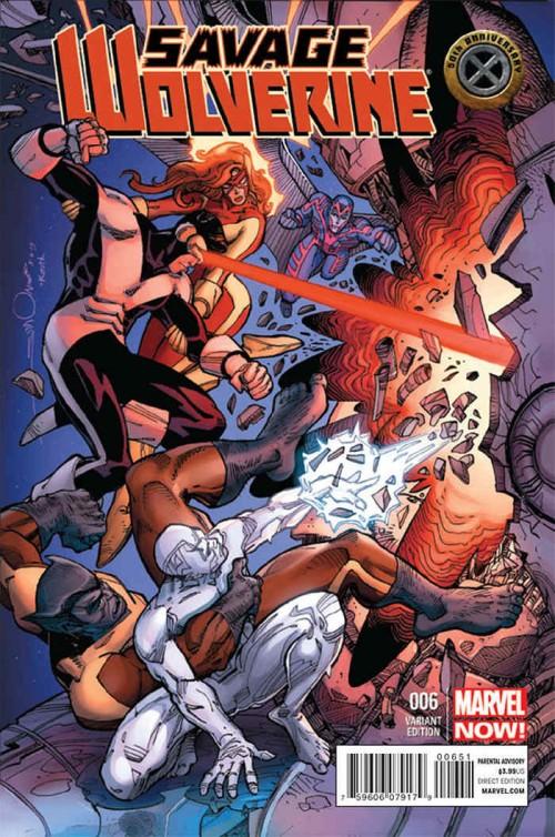X-Men-X-Factor-Walter-Simonson-Aniversario-Portada