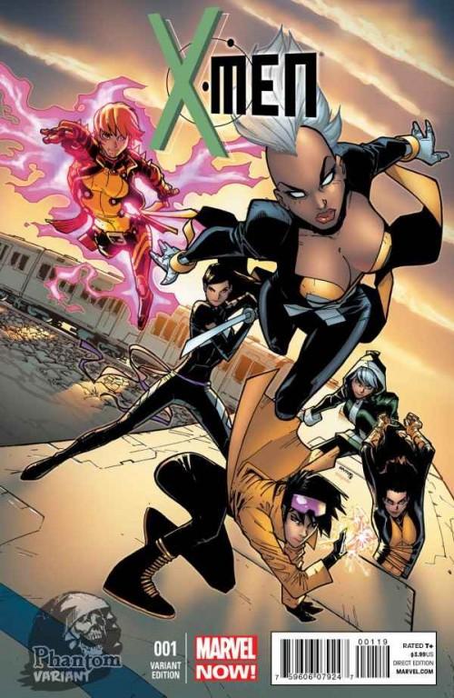X-Men-portada-alternativa-Humberto-Ramos