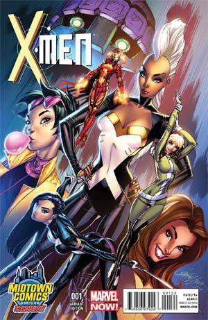 X-Men-portada-alternativa-Scott-Campbell