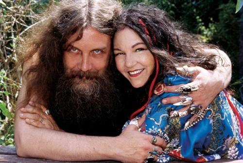 Alan Moore y Melinda Gebbie