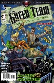 green team baltazar franco cover