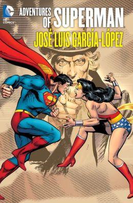 Adventuresofsuperman-Superman-Garcia-Lopez-portada