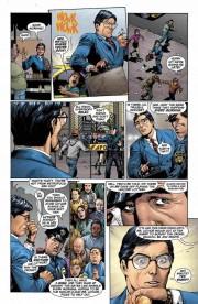El Superman de Gary Frank y su gran parecido a Christopher Reeve