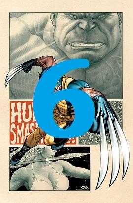 SAVAGE WOLVERINE  5 (MARVEL COMICS) GUIÓN  FRANK CHO 494f2cdcddc