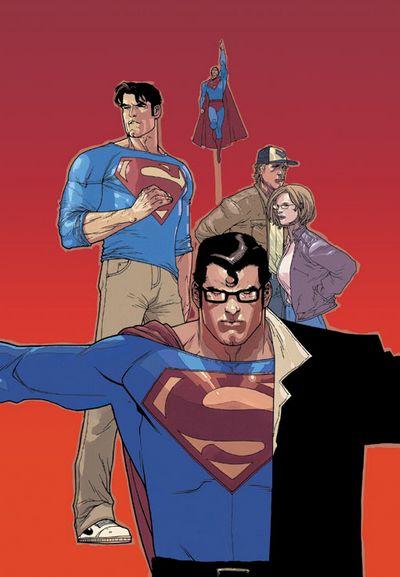 Superman-Birthright