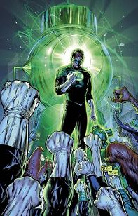 Green Lantern Robert Venditti 21