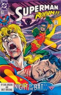 portada-superman-70-dan-jurgens-robin