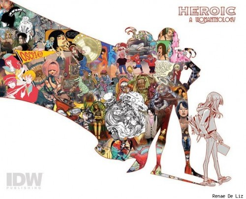 portada womanthology