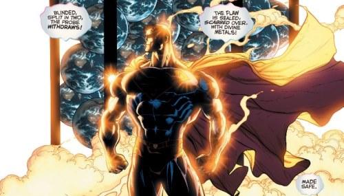 Sólo Superman puede salvarnos