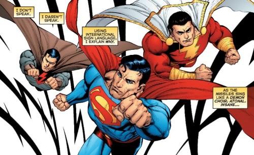 Superman y los superhombres
