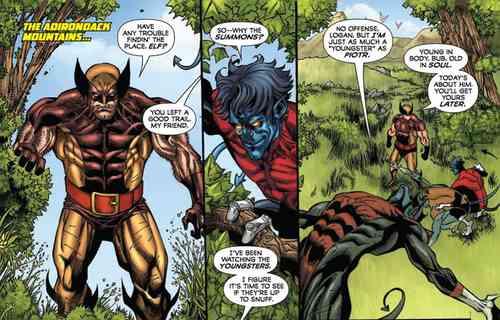 Claremon vuelve a los X-Men de la época de la muerte de Jean Grey