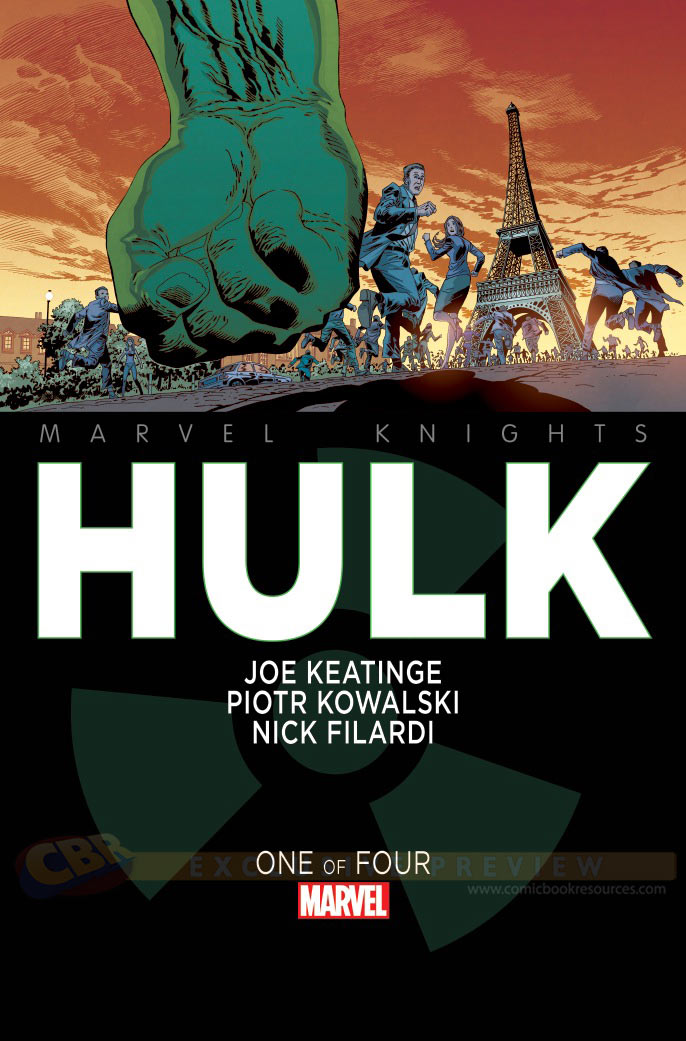 MK: Hulk Portada 1