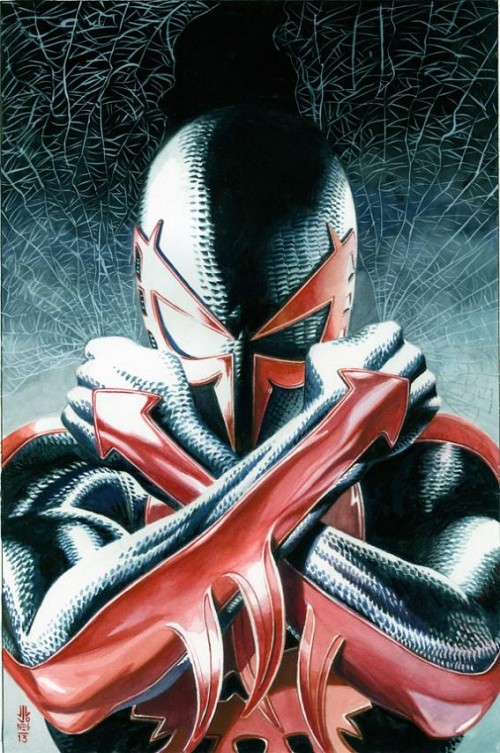 Superior-Spiderman-J-G-Jones-Spiderman-2099