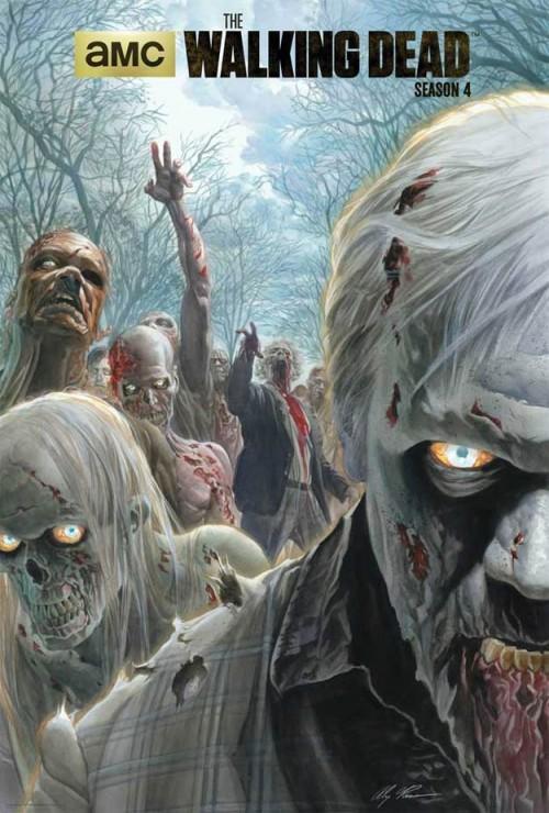 Walking_Dead_4_Poster_Alex_Ross