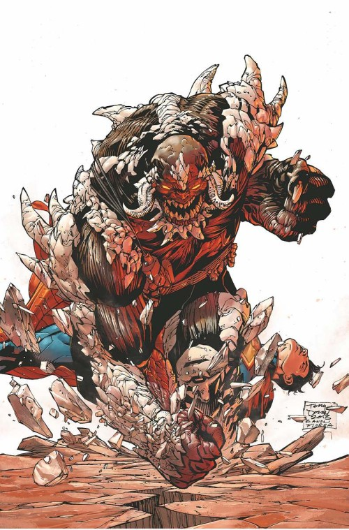 batman superman 3.1 doomsday daniel
