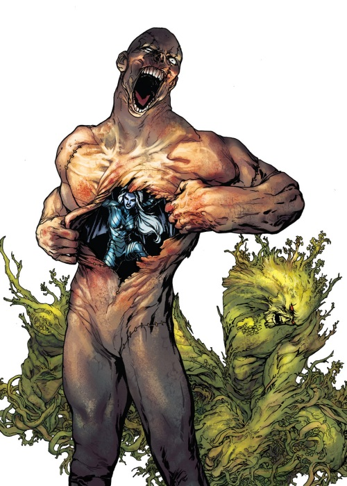 swamp thing 23.1 soule