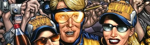 52 J G Jones Booster Gold
