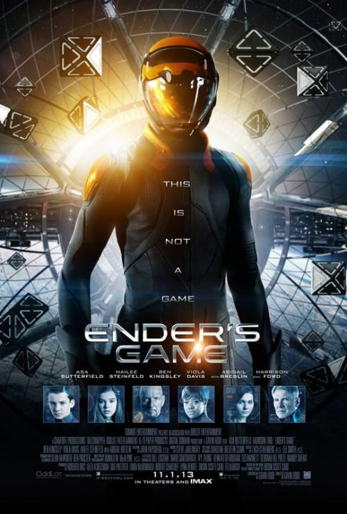 El_Juego_de_Ender_Poster