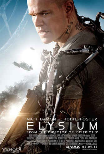 Elysium-Matt-Damon-neil-Blomkamp