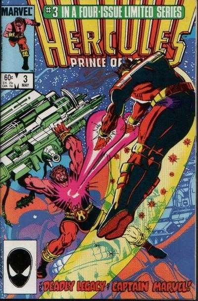 El legado del Capitán Marvel