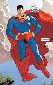 Renato Guedes ilustra el regreso de los poderes de Superman