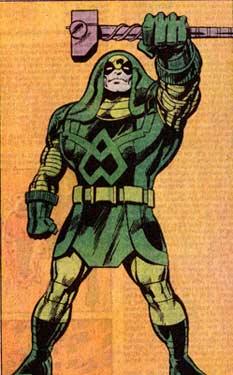 Ronan El Acusador, villano de Guardianes de la Galaxia
